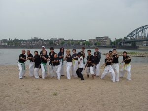 Roterende Wapen Training (1)