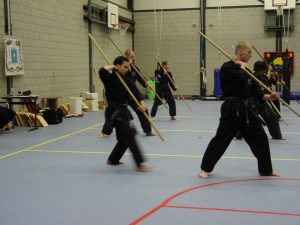 Roterende Wapen Training (2)