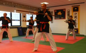 Roterende Wapen Training (3)