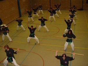 Roterende Wapen Training (4)